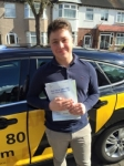 David passed with Caroline Driving Tuition