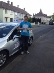 Kyle Ahern passed with DB Driving School