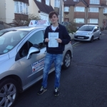 Brook passed with DB Driving School