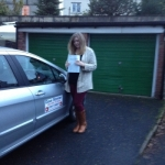Catherine passed with DB Driving School