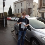 Nick passed with DB Driving School