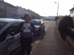 Chloe passed with DB Driving School