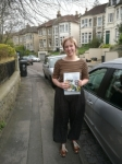 Florence passed with DB Driving School