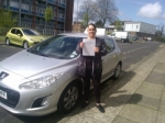 Lola passed with DB Driving School