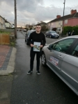 Marcus passed with DB Driving School