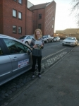 Margy passed with DB Driving School