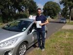 Matt passed with DB Driving School
