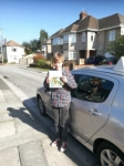 Oscar passed with DB Driving School