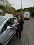 Shannon passed with DB Driving School