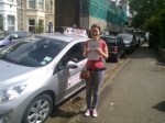ROSALYN passed with DB Driving School