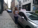 Katie passed with DB Driving School
