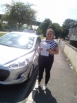 Molly passed with DB Driving School