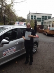 Kerry passed with DB Driving School