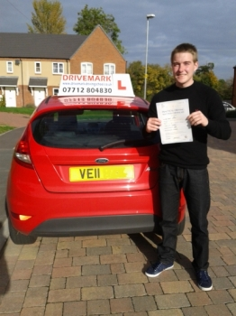 Well done Rob passed your driving test today. Only 3 minor faults and with the strictest examiner in Worcester. Good luck with the pilot training for the RAF. Drive Safe! ...