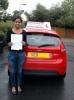 Zeba. passed with Drivemark Driving School