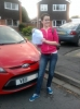 Kate. passed with Drivemark Driving School