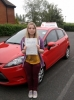Grace. passed with Drivemark Driving School