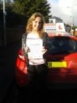 Beth passed with Drivemark Driving School