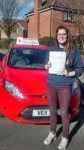 Bobbie passed with Drivemark Driving School