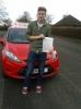 Callum. passed with Drivemark Driving School