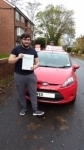 Connor passed with Drivemark Driving School