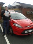 Dale passed with Drivemark Driving School