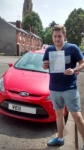 Dec passed with Drivemark Driving School