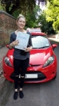 Rosie passed with Drivemark Driving School