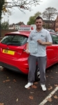 Martin passed with Drivemark Driving School