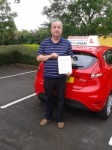 ROB passed with Drivemark Driving School