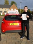 ROBERT passed with Drivemark Driving School