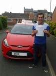 Steve passed with Drivemark Driving School