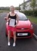 Teresa. passed with Drivemark Driving School