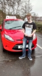 John passed with Drivemark Driving School