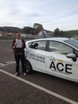 Grace Darling passed with Driving Ace School Of Motoring