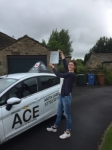 Aoife Thomas passed with Driving Ace School Of Motoring