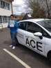 Ben Wine passed with Driving Ace School Of Motoring