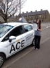 Danni Shepherd passed with Driving Ace School Of Motoring