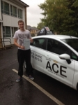 David Robinson passed with Driving Ace School Of Motoring