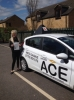 Gabby Lewis passed with Driving Ace School Of Motoring
