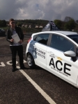 James Genchi passed with Driving Ace School Of Motoring
