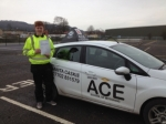 John Armstrong passed with Driving Ace School Of Motoring