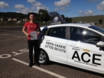 Jonathan Burgin passed with Driving Ace School Of Motoring