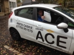 Jordan Heywood passed with Driving Ace School Of Motoring