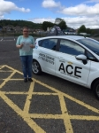 Kathryn Burgess passed with Driving Ace School Of Motoring