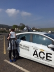 Lauren Watson passed with Driving Ace School Of Motoring