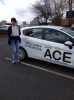 Louise Jagger passed with Driving Ace School Of Motoring