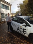 Tom Franklin passed with Driving Ace School Of Motoring