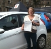 Lisa Rose passed with Driving Ace School Of Motoring