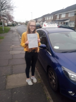 Great drive from Alysha Marshall today, she's just passed her driving test!! With her instructor Chris Stokoe. Call us and be next on 0800 043 2242 or visit johnmichaeldrivinglessons.co.uk to book!